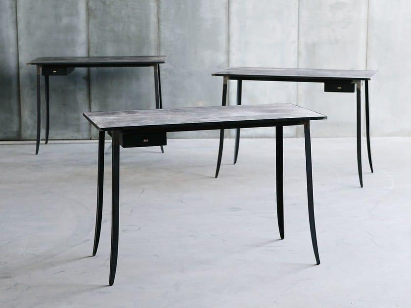 Metal console table HIDE - Heerenhuis