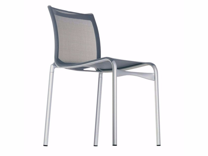 Stackable mesh chair HIGHFRAME - 416 - Alias
