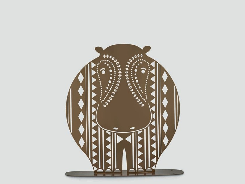 Metal room divider HIPPO by da a