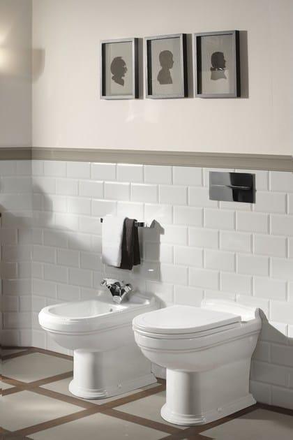 bidet in ceramica hommage bidet villeroy boch. Black Bedroom Furniture Sets. Home Design Ideas