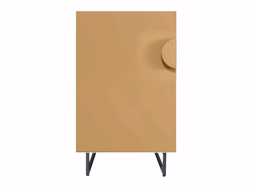 Steel sideboard with doors HOPPER - AZEA