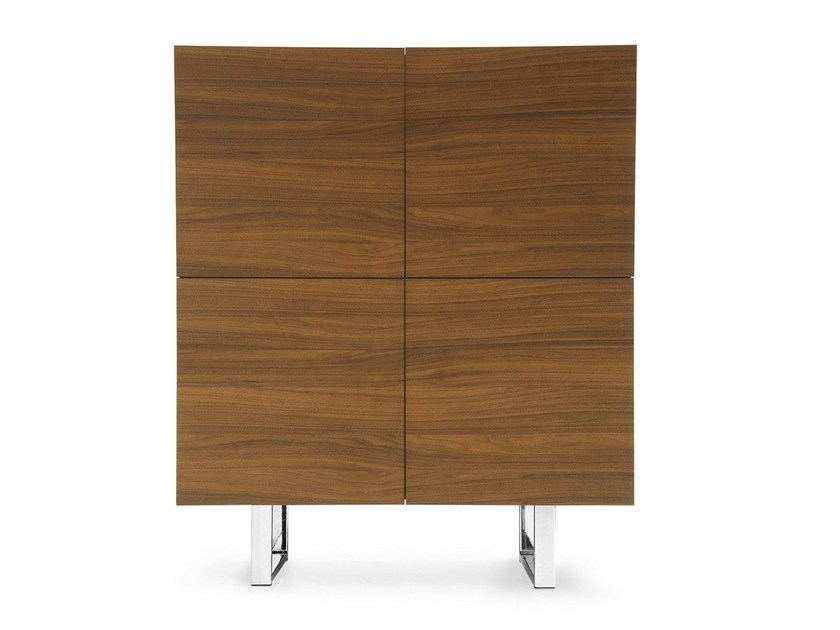 Highboard with doors HORIZON | Highboard - Calligaris