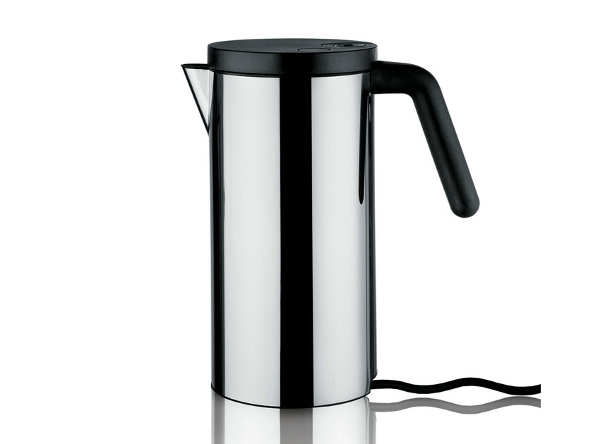 Stainless steel kettle HOT.IT - ALESSI