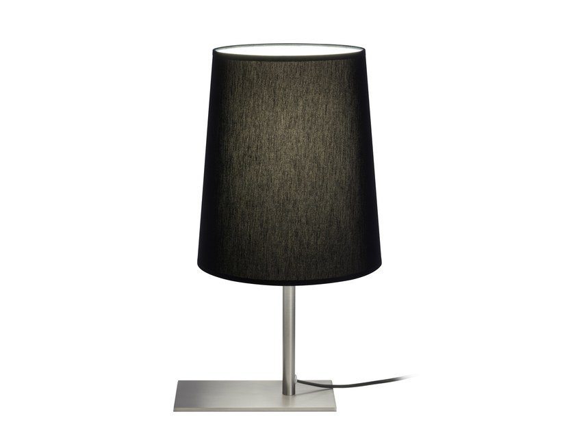Contemporary style LED fabric table lamp HOTEL | Table lamp - ALMA LIGHT