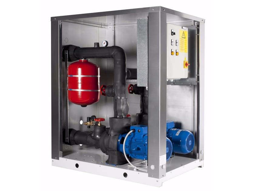 Hydronic Kits for water refrigeration unit HP 2.0 - Fiorini Industries