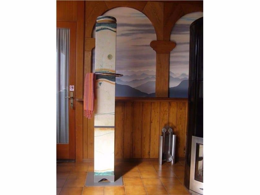 Stufa elettrica in ceramica con diffusore portaessenze HRS1800S2E | Stufa elettrica in ceramica - KarniaFire