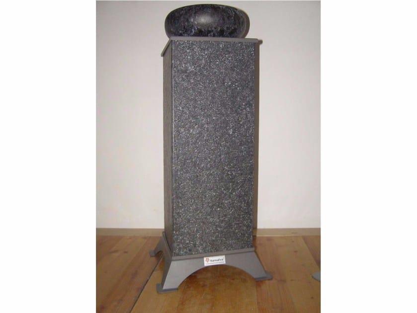 Stufa elettrica in pietra naturale ad accumulo HRS600E | Stufa elettrica in pietra naturale by KarniaFire