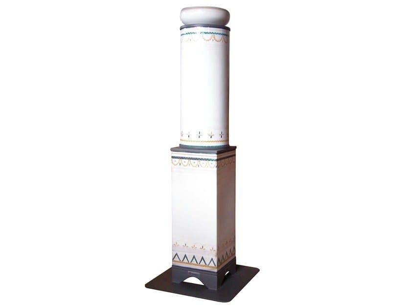 Ceramic Electric heater with essence evaporator HRSDT1200E | Electric heater - KarniaFire