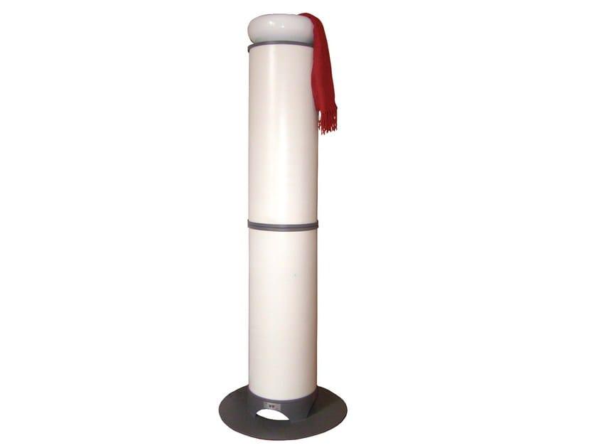 Stufa elettrica in ceramica con diffusore portaessenze HRST1200E | Stufa elettrica - KarniaFire