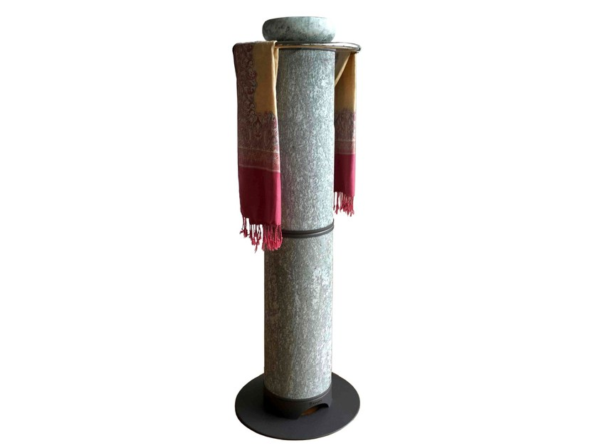 Electric heater with essence evaporator HRST1200S2E | Natural stone Electric heater - KarniaFire