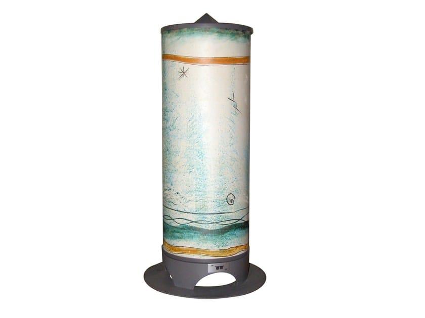 Stufa elettrica in ceramica ad accumulo HRST600 | Stufa elettrica in ceramica - KarniaFire