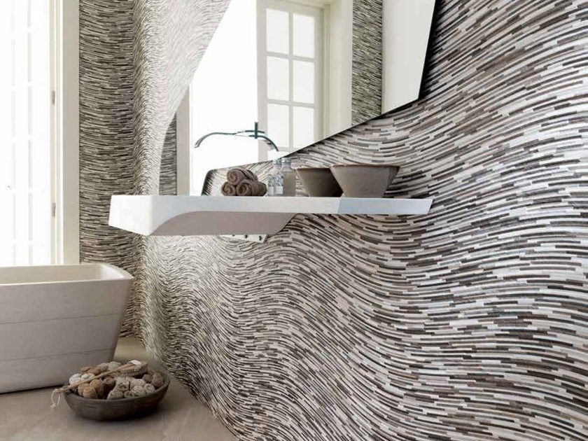 Indoor ceramic wall tiles HUDSON by Venis