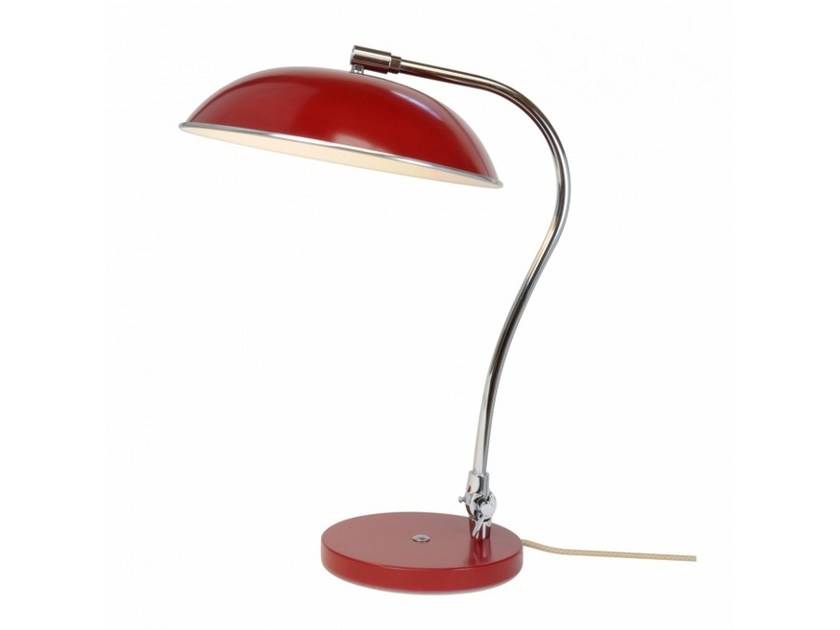 Adjustable aluminium table lamp HUGO | Table lamp - Original BTC