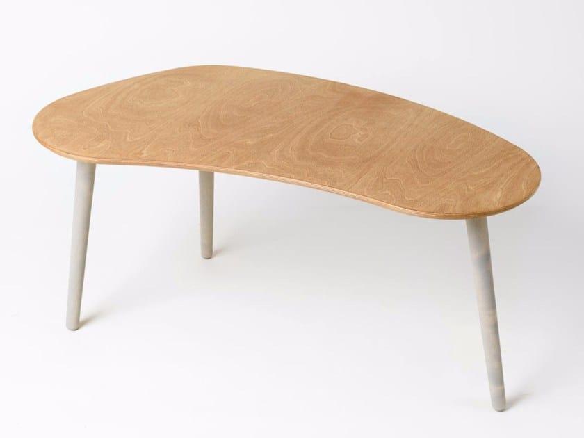 Tavolo da salotto in multistrato HUH | Tavolo da salotto - Radis