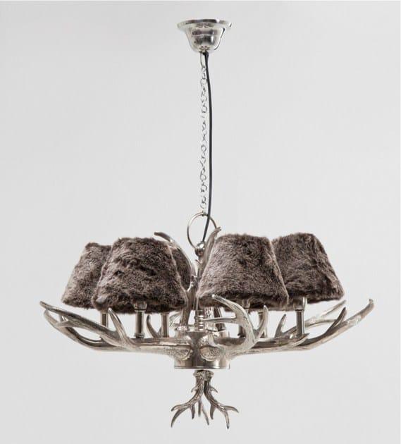 Polyester pendant lamp HUNTSMAN - KARE-DESIGN
