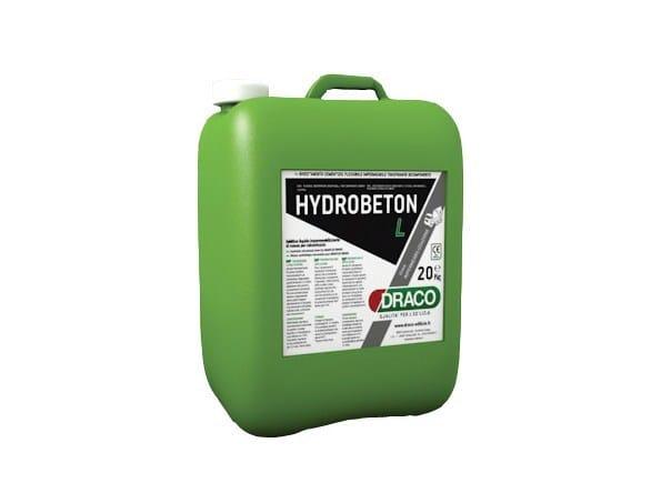 Additive for cement and concrete HYDROBETON L - DRACO ITALIANA