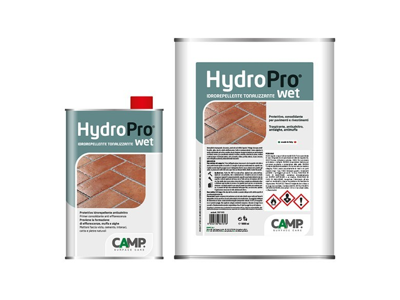 Flooring protection / Surface water-repellent product Hydro Pro® Wet - CAMP