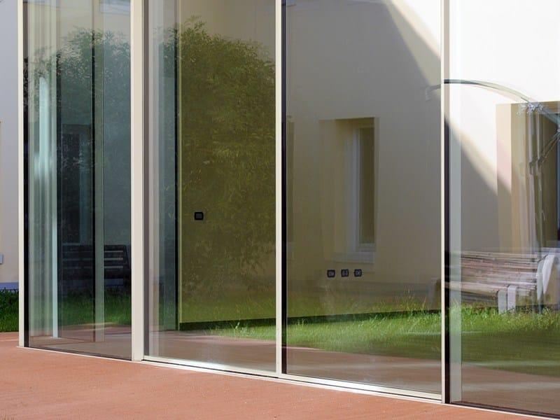 Sliding window I AM LUCE by PIAVEVETRO