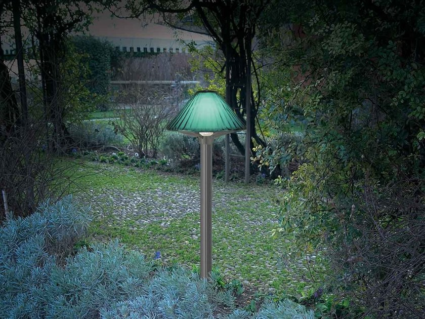 Garden bollard light I-DEA - Goccia Illuminazione