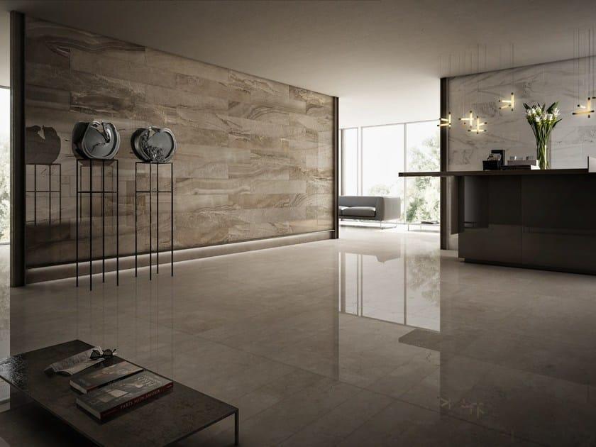 Pavimento rivestimento in gres porcellanato smaltato effetto marmo i marmi ceramica d 39 imola - Piastrelle la faenza ...