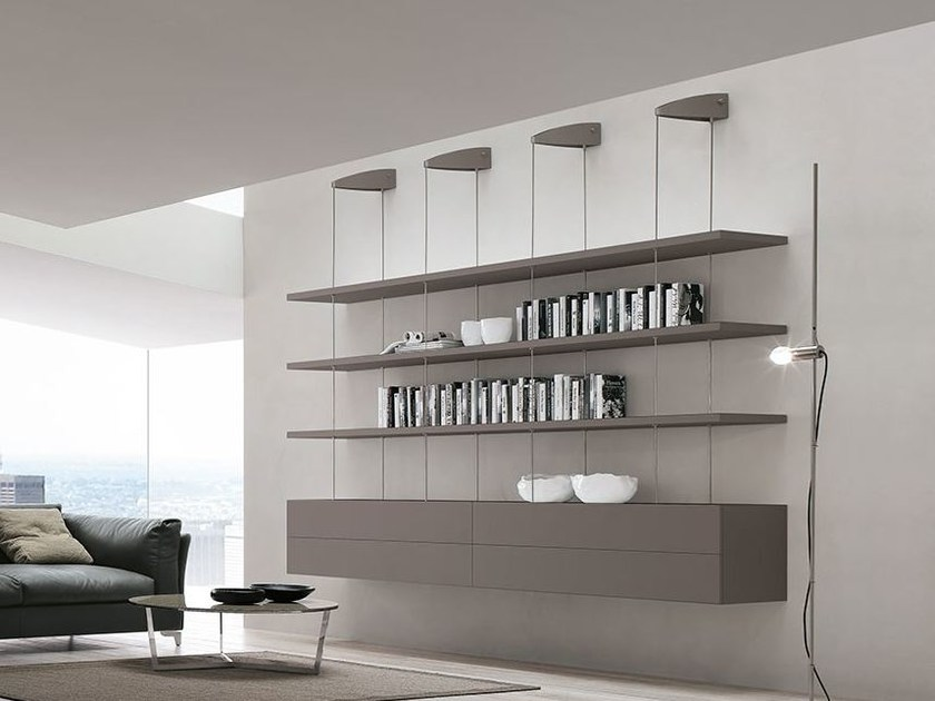 Open modular bookcase IBIS - ALIVAR