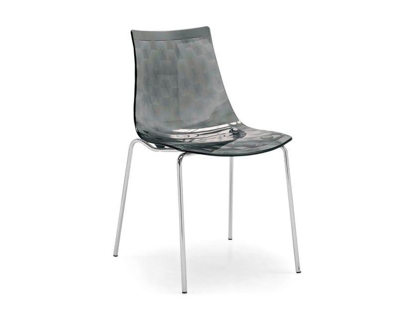 Plastic chair ICE | Chair - Calligaris
