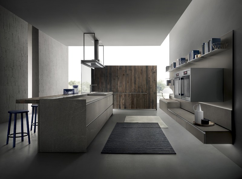 Kitchen with island ICON | Kitchen with island - ERNESTOMEDA