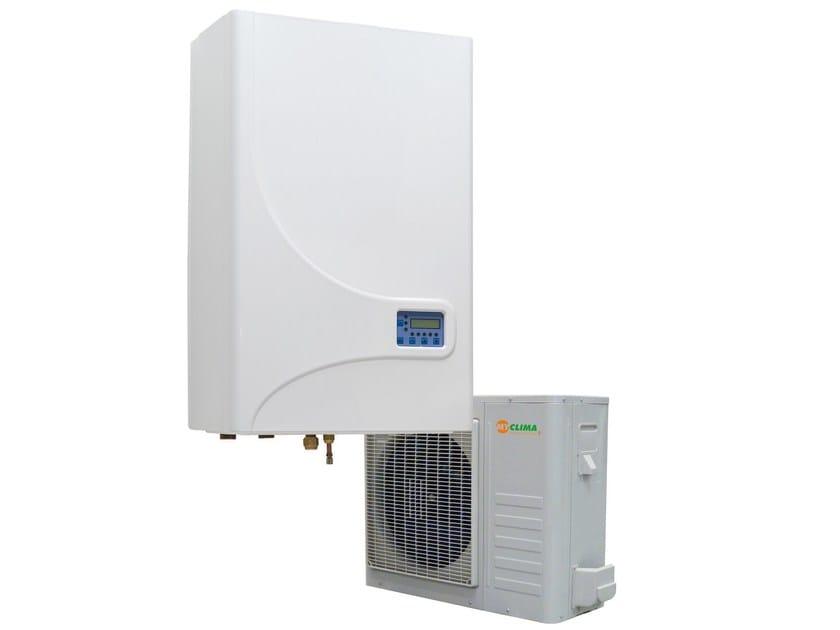 Pompa di calore ad aria/acqua IDEA FLEX - Fiorini Industries