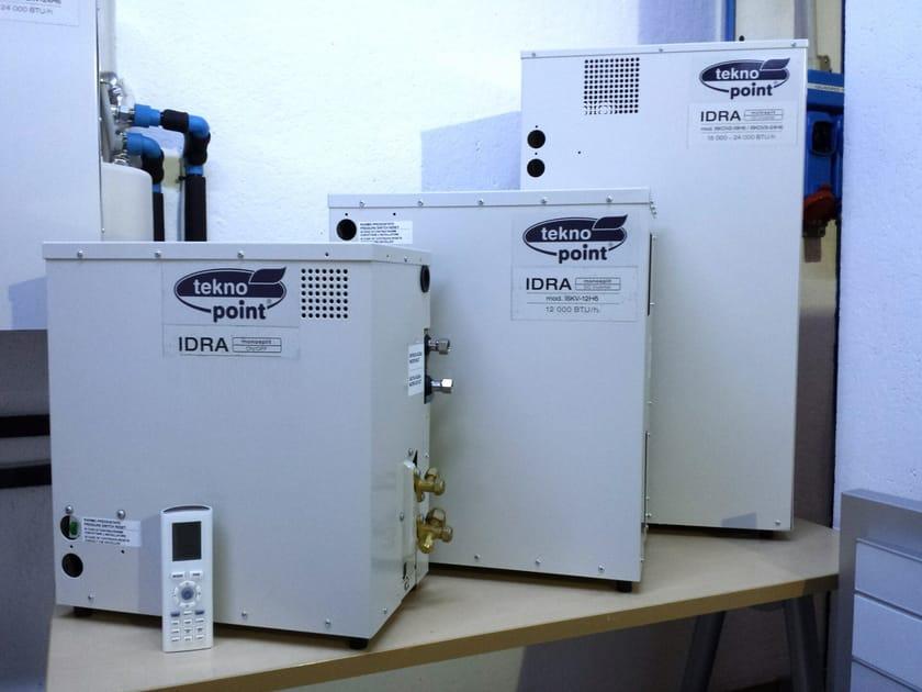 Climatizzatore senza unit esterna idra tekno point italia - Condizionatore unita esterna piccola ...
