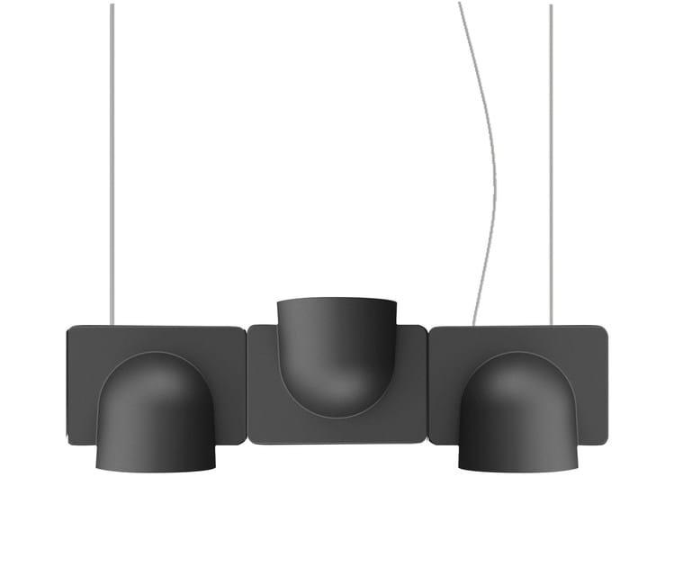 LED pendant lamp Igloo 3 UP DOWN - FontanaArte