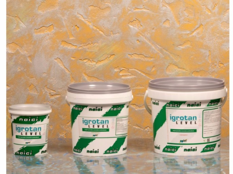 Smoothing compound IGROTAN LEVEL - NAICI ITALIA