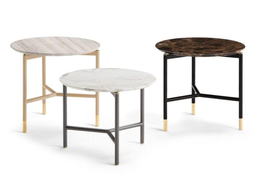 Marble coffee table IKO | Coffee table - Flou