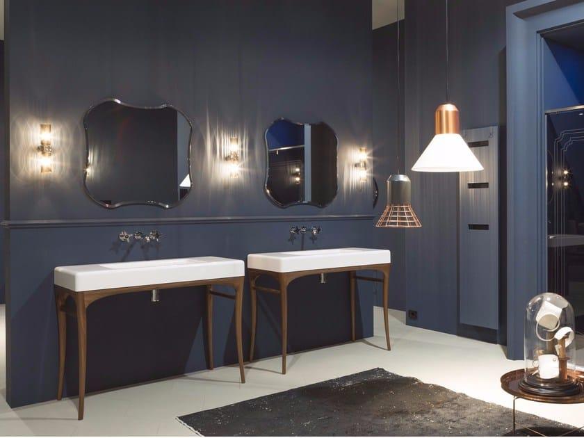 Bathroom furniture set ILBAGNO - Antonio Lupi Design®