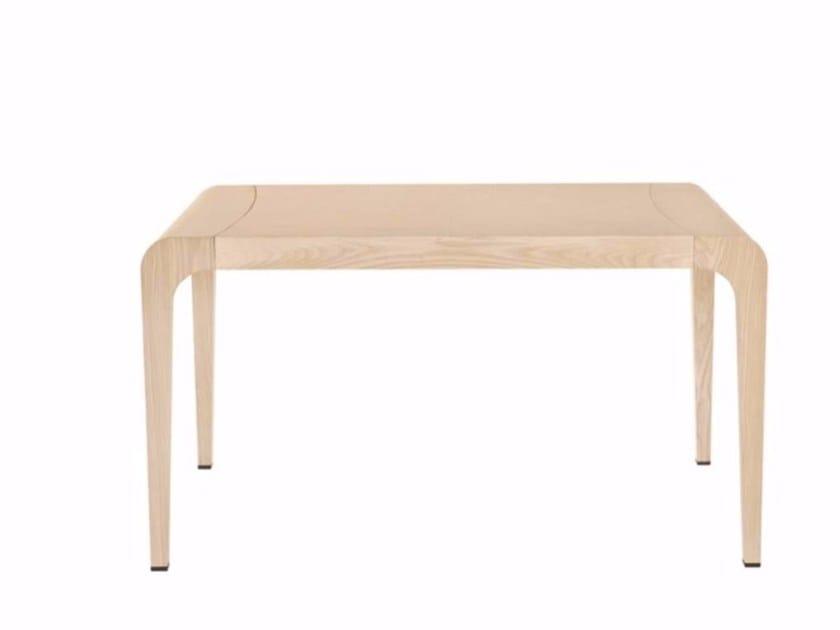 Extending rectangular table ILVOLO - 396 - Alias