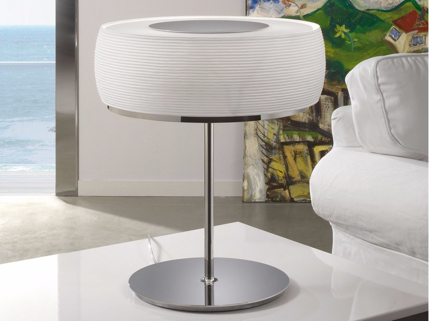 Blown glass table lamp INARI | Table lamp - BOVER Il. Luminació & Mobiliario