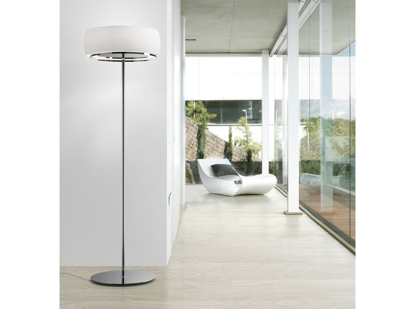 Floor lamp with dimmer INARI | Floor lamp - BOVER Il. Luminació & Mobiliario