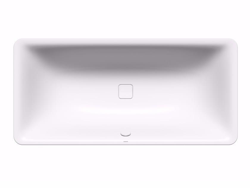 Built-in enamelled steel bathtub INCAVA by Kaldewei Italia