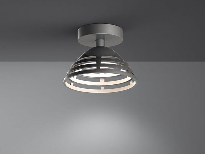 LED direct light die cast aluminium ceiling lamp INCIPIT | Ceiling lamp - Artemide