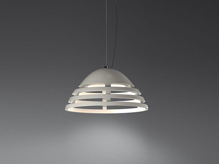 LED direct light die cast aluminium pendant lamp INCIPIT | Pendant lamp by Artemide