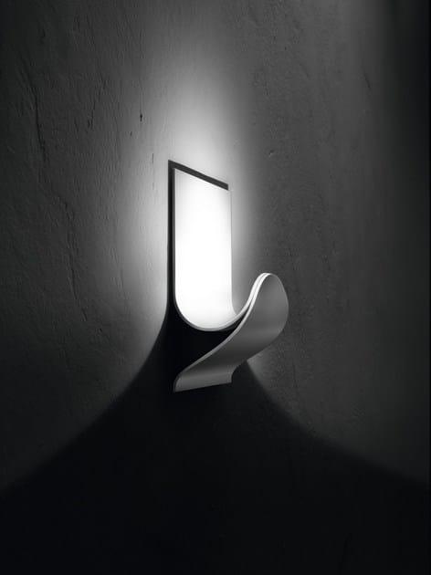 Lampada da parete lampada da soffitto in metallo for On off illuminazione milano