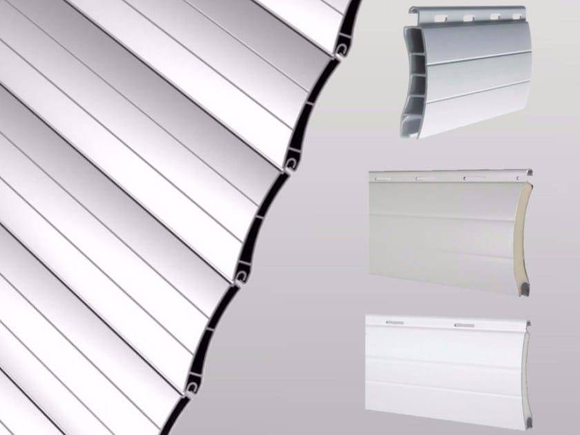 Aluminium roller shutter INCOROLL | Aluminium roller shutter - IN.CO.VAR.
