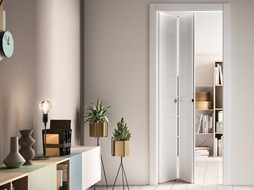 Folding door INDUE - FERREROLEGNO