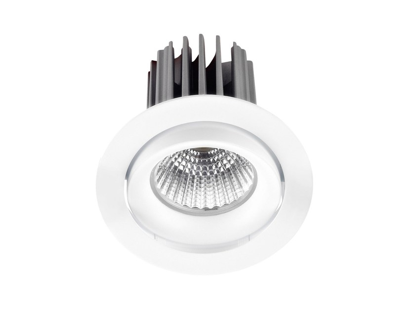 LED recessed aluminium spotlight INEL by LED BCN