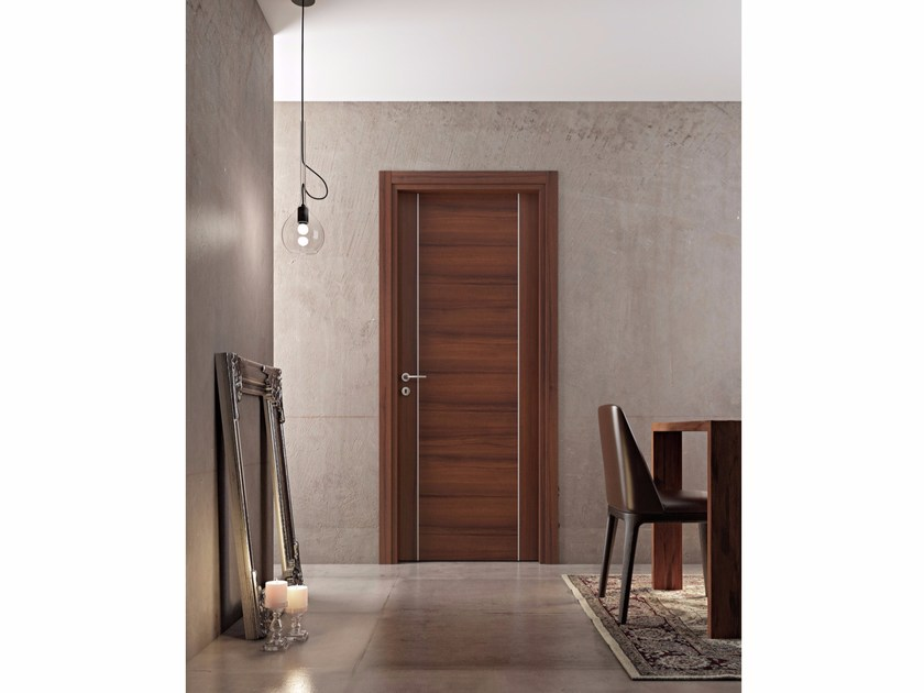 Hinged wooden door INF | Hinged door - Pail Serramenti
