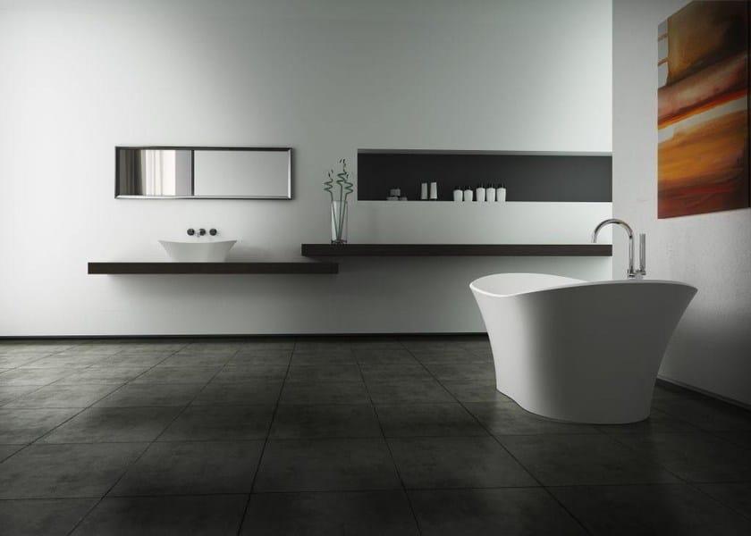 Freestanding bathtub INFINITO - Jacuzzi Europe