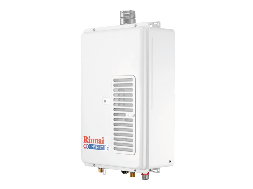 Gas water heater INFINITY 16i c.a. by Rinnai Italia