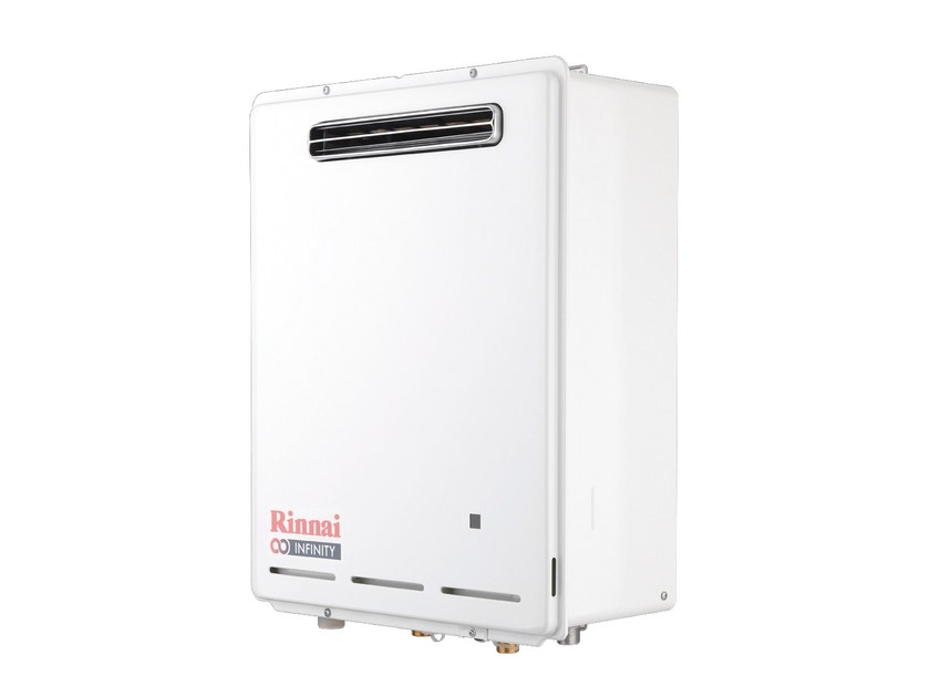 Gas water heater INFINITY 32e by Rinnai Italia