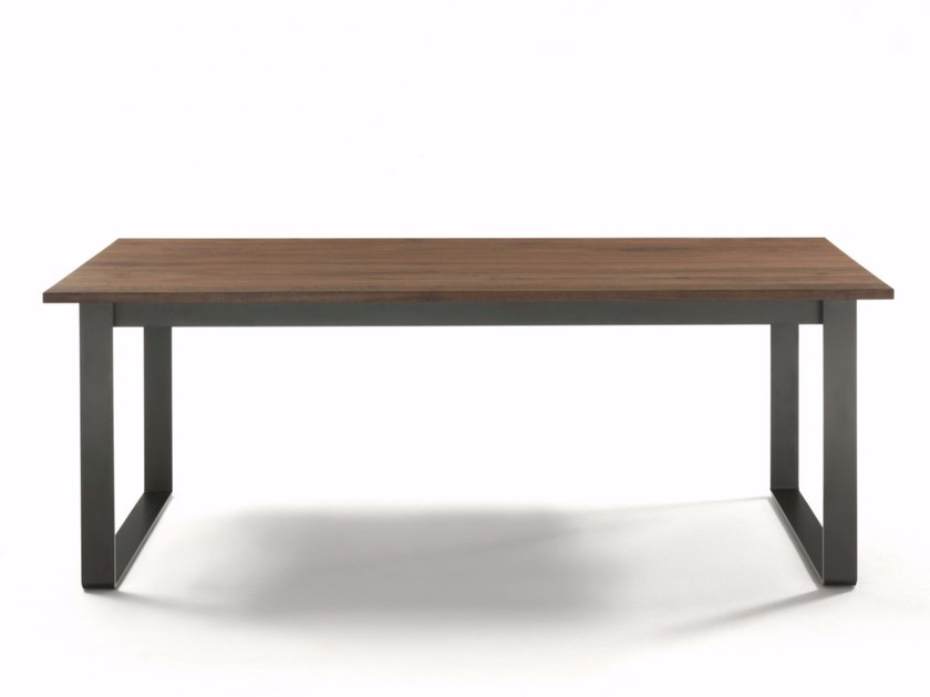 Rectangular wooden table INFINITY - Riva 1920