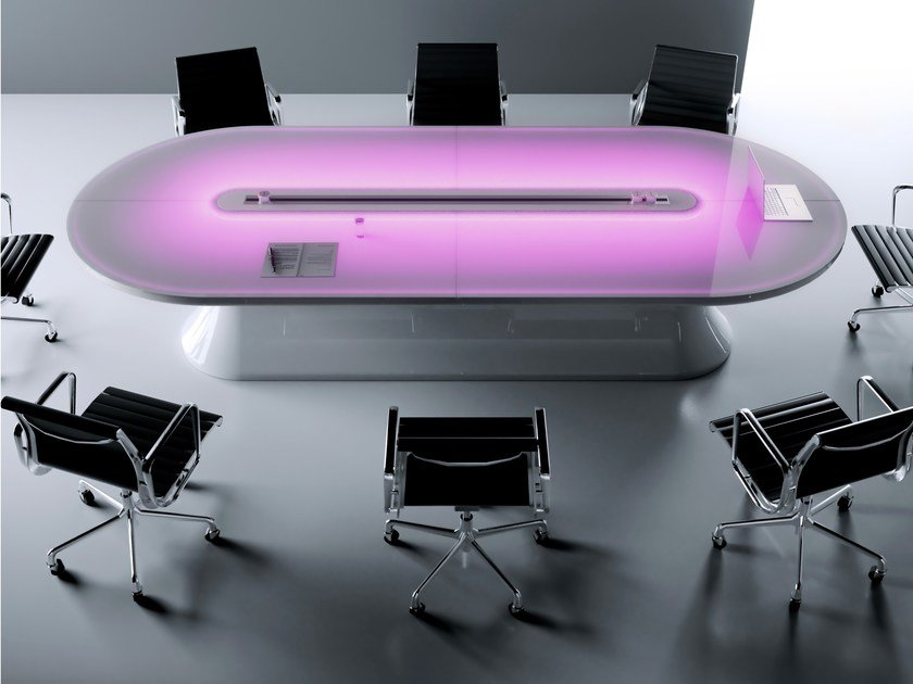 Adamantx® meeting table INFO TABLE - ZAD ITALY