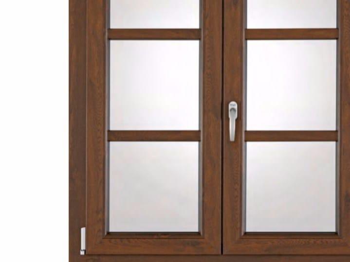 Glass door decorations INGLESINE - FOSSATI PVC
